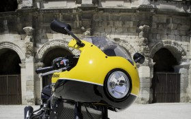 XSR700 Café Racer