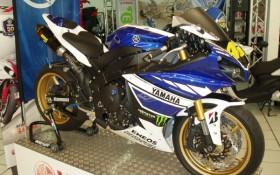 YZF 1000 R1 Valentino Rossi