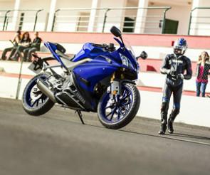 Yamaha YZF-R125 à partir de 41 € par mois