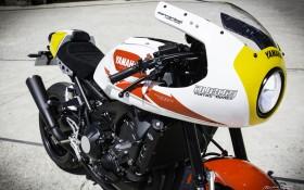 XSR 900 Café Racer